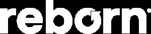 Reborn logo white